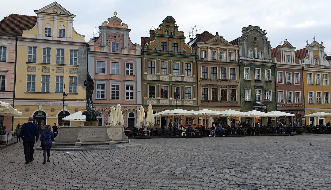 Cztery rzeczy, które musisz zrobić będąc w Poznaniu
